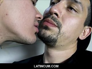Amateur Straight Spanish Latino Guy Paid Cash To Fuck Gay Twink
