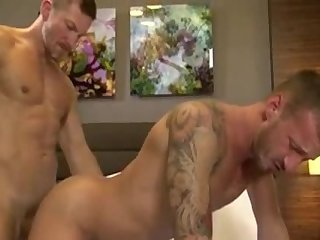 Tomas Brand and Logan Rogue