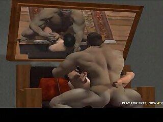 DEADPOOL 3D WC FUCK