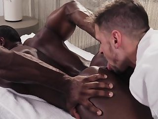 He wants that big black cock deep inside him