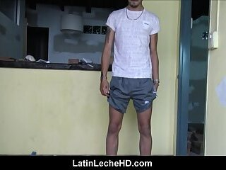 Gay Spanish Latino Guy Paid To Fuck Straight Married Guy For Cash Inside Abandoned Building