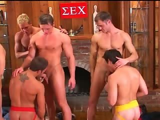 Group training fuck