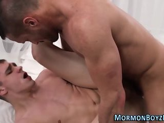Mormon bishop sucks dick