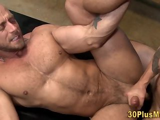 Hunks tight ass tongued