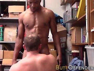 Ripped shoplifter nailed