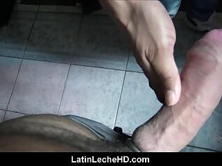 Straight Latino Guy From Ecuador Paid To Fuck Gay Stranger
