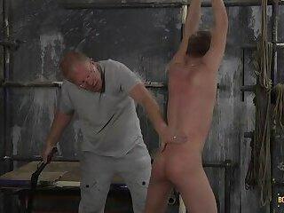 Punished Hard & Emptied Of Cum - Chris Jansen & Sebastian Kane
