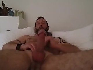MAXIMUS' STRIP TEASE AND JERK OFF