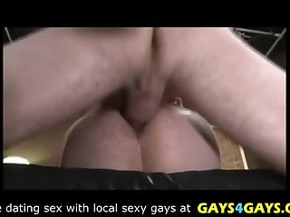 Dad fuck twink ass