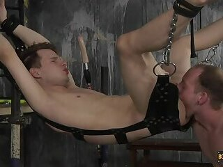 Bound & Buggered Hard In The Swing - Kamyk Walker & Sean Taylor