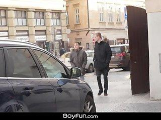 Boyfun - Ruben Bart Fucked By Bjorn Nykvist