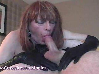crossdresser cock fetish 16