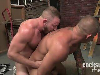 big men fuck