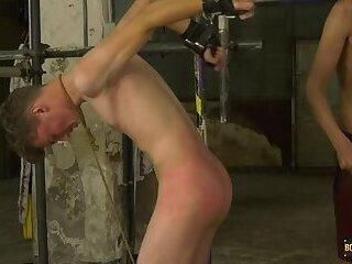 Flogged & Fucked Into Submission - Johnny Polak & Alexis Tivoli
