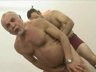 Daddy Fucks His Grandfather
