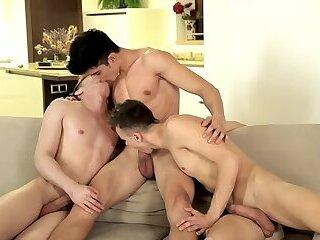 Jake, Jered & Dimitri