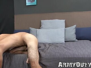 Cute athletic jock Jay Luna wanks off his thick cock