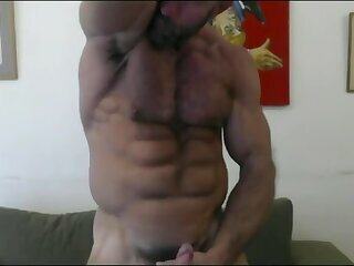 Muscle Dad on Cam
