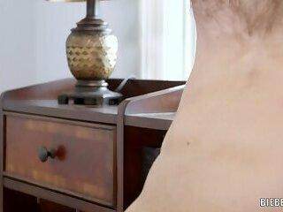 Gay roommates enjoy anal sex