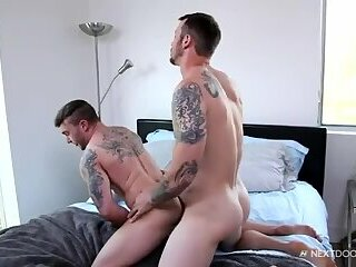 MY FRIEND'S HOT BROTHER - MARK LONG & JAKE
