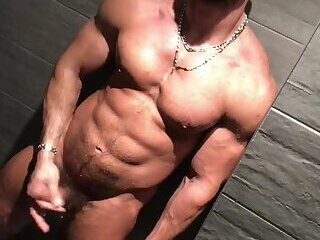 Muscle fuck and worship