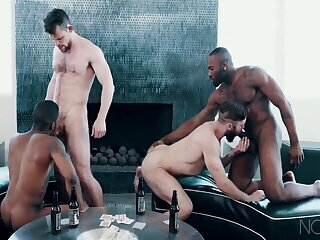 Things get extra freaky with these hot and hard boys!