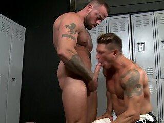 Bryce Evans gay porno