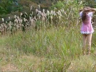 Japanese Crossdresser Fem Boi Pai chan is Pink French M
