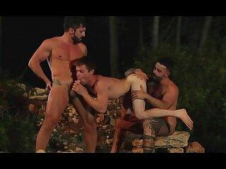 Jimmy Durano & Gabriel Cross Johnny Rapid Teddy Torres - Pirates A Gay XXX Parody Part 3