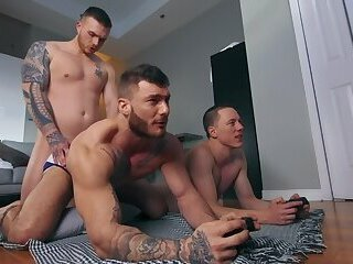 William Seed & Theo Ross Cayden Solano - Owned And Boned