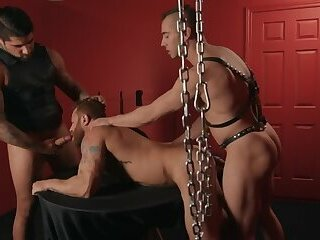 3some sm with barefuck
