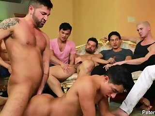 Bachelor Party Fcuking Each Other