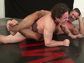 juicy Daddy Dominates A long-haired Younger guy