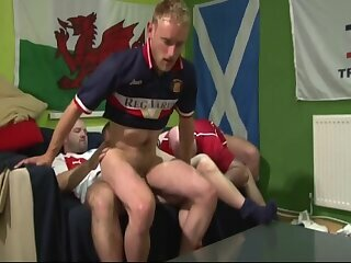 Rugby fuckfest Part 1