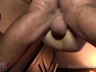 Muscle Daddy loves His dudes bare aperture