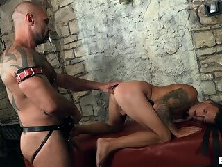 Caged And Ready – Bruno Turbo & Dom Ully – Bareback