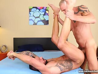 Dolf Dietrich And Dallas Steele In leaking