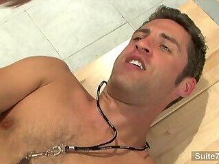 attractive homosexual rods plowing In Locker Room