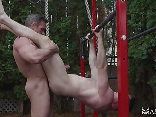 Public Figure - Alex Mecum & Pierce Paris - Bareback