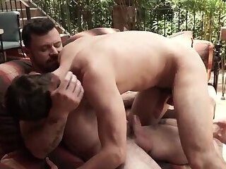 Feels perfect to creampie that tight gay cornhole