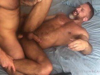 Dirk Caber fucked raw by Nigel March