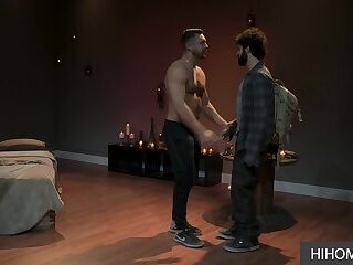 Three Wishes - A Raw but Sensual Gay Experience - Seth Santoro, Tegan Zayne