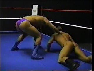 Paul Perri Wrestling Submission
