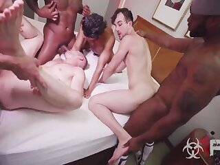 Big Dick Orgy Part 1 - RFC