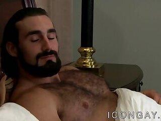 Jaxton Wheeler seduced his straight friend into anal sex