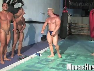 Macho Nacho's Gym