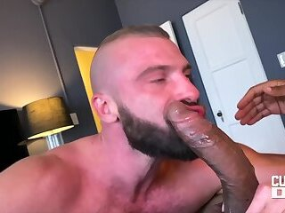 BBC for Hairy Bubble Butt Ray Diesel + Donnie Argento