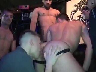 Raw Club Fuck