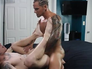 Tatted Hunks Fucks