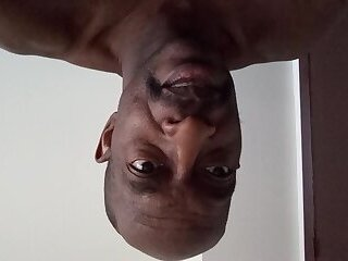 Dan St. Louis Black Bottom, Flexing, Ass For Muscular Black Male Tops